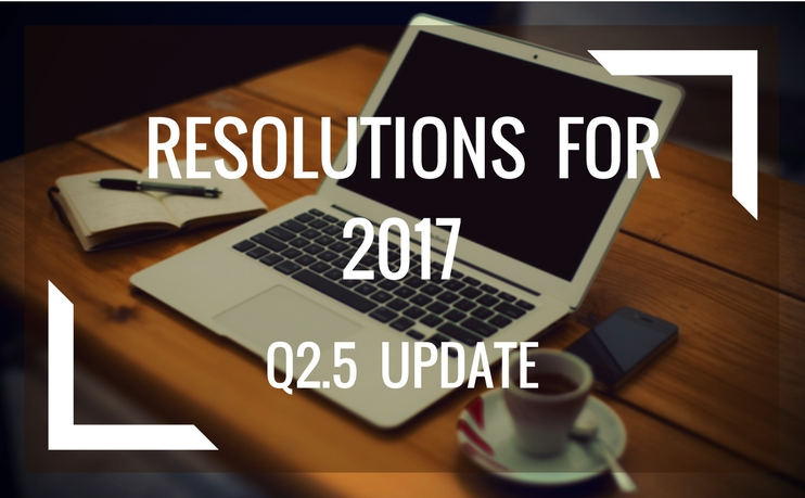 New year resolutions for 2017, Q 2.5