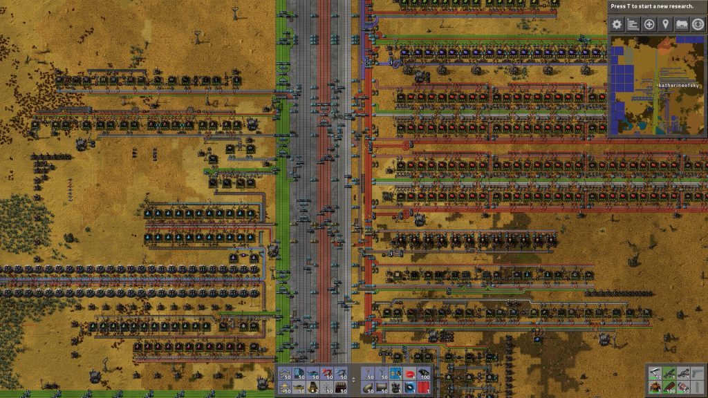 Factorio, automate your factory